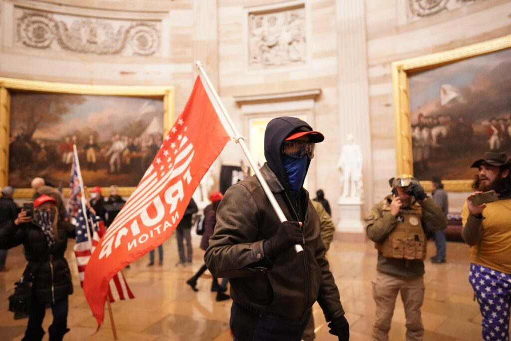 No, the January 6 Capitol riot was not an 'intelligence failure'
