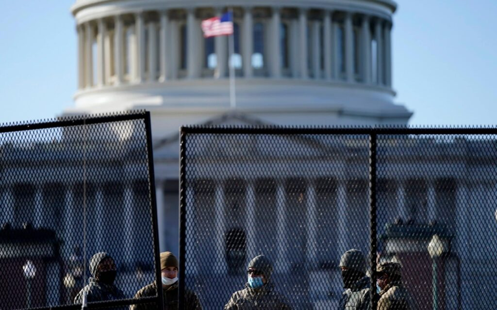 How to secure the U.S. Capitol without a fence