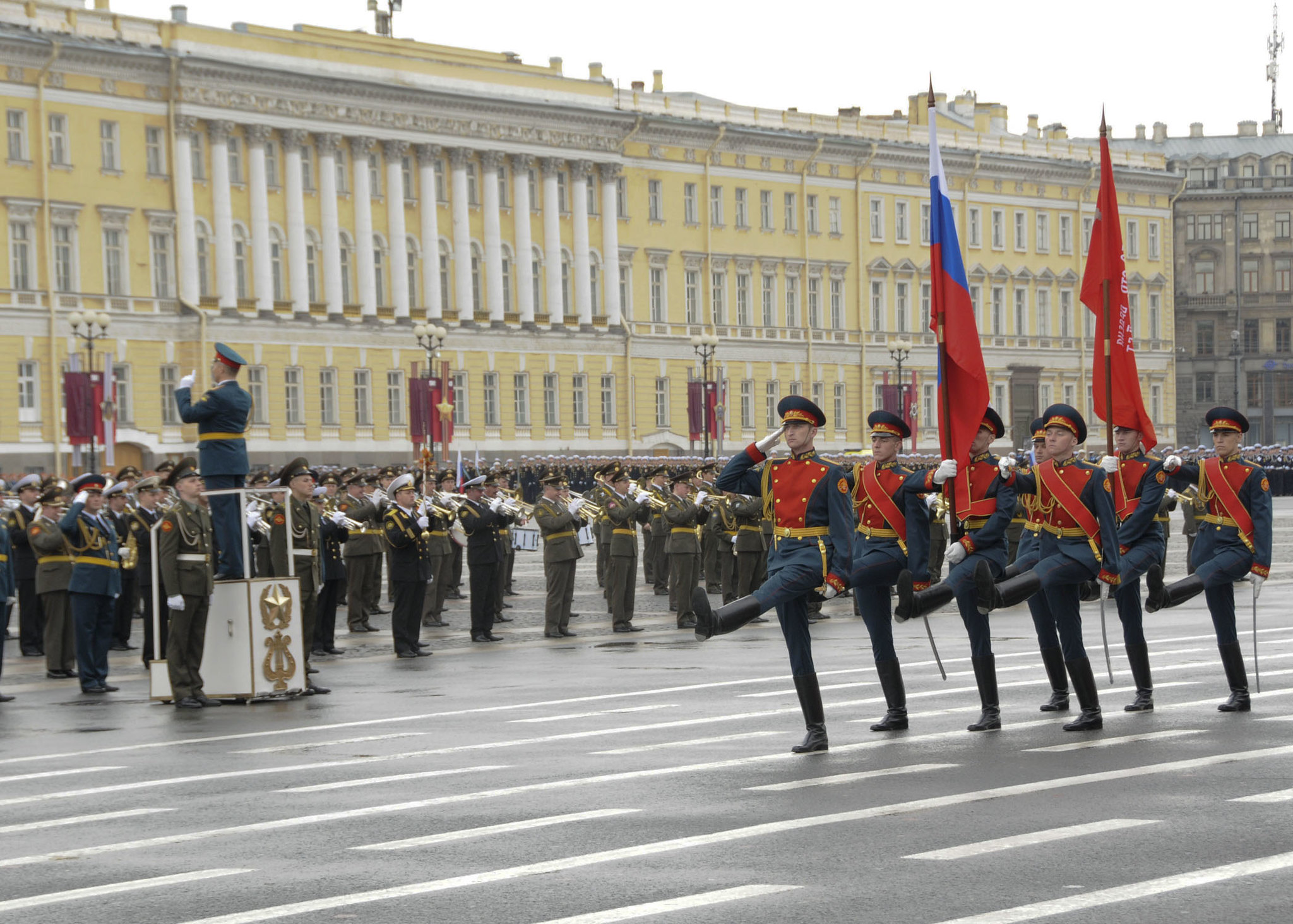 May 9, 2002: Terrorists bomb Victory Day celebration in Dagestan